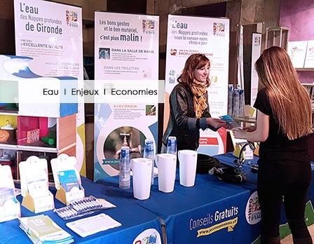 ESPACE INFO ECONOMIE D'EAU