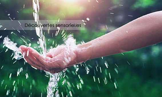 L'eau dans tous les sens !