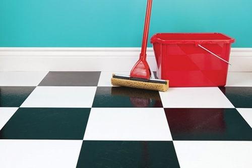 Recette nettoyant pour sol