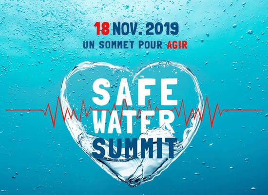 Rendez-vous au Safe Water Summit