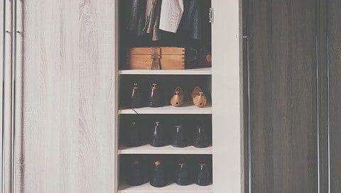 Astuce pour assainir les armoires
